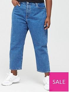 levis-plus-501reg-crop-jeans-denim