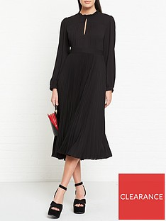 sofie-schnoor-odette-midi-dress-black