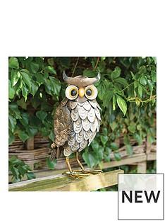 la-hacienda-decorative-steel-wise-owl