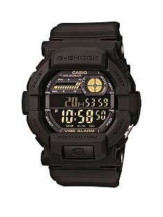 casio-casio-g-shock-projection-black-and-gold-detail-digital-dial-black-silicone-strap-watch