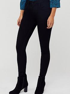 monsoon-nadine-organic-cotton-short-denim-jeans-black