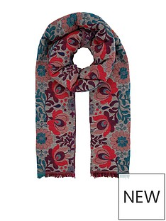 monsoon-florence-floral-jacquard-blanket-scarf-multi