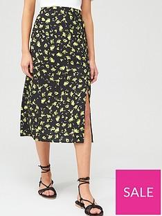 calvin-klein-jeans-floral-midi-skirt-multi