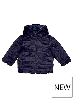 v-by-very-girls-shower-proofnbspreversible-padded-faux-fur-coat-printcolour