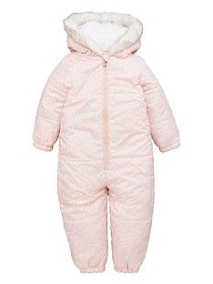 v-by-very-girl-shower-proofnbsppadded-faux-fur-trim-printed-snowsuit-pink