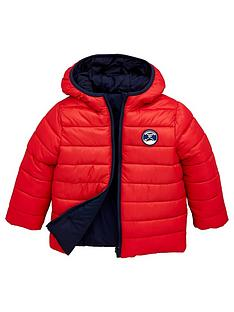 v-by-very-boys-shower-proofnbspreversible-padded-jacketnbsp--rednavy
