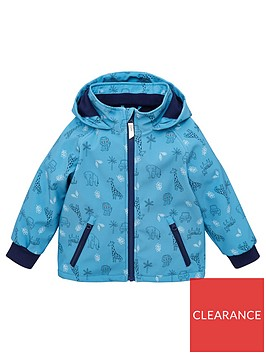 v-by-very-boys-fleece-lined-safari-print-hooded-shower-proofnbspjacket-blue