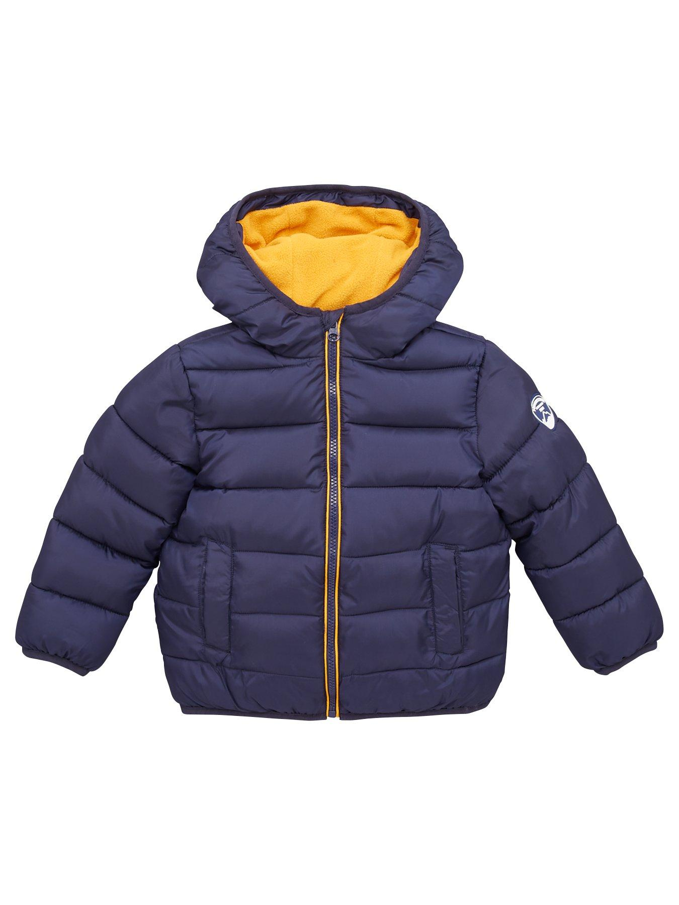10 New Boys Light Summer Jacket With Hood 6 Size 4 8 12 /& 14  years