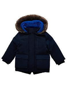 v-by-very-boys-shower-proof-premium-parka-coat-navy