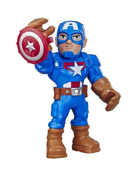 marvel-mega-mightiesnbspsuper-hero-adventures-captain-america