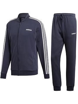 adidas-cotton-relax-tracksuit-navy