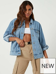 missguided-missguidednbspoversized-denim-jacket-blue