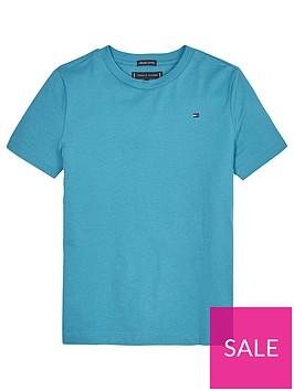 tommy-hilfiger-boys-essential-flag-t-shirt-light-blue