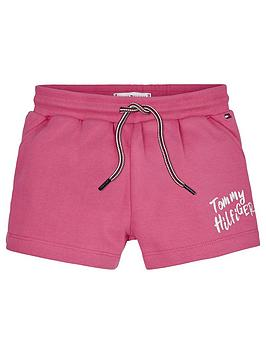 tommy-hilfiger-girls-graphic-jersey-lounge-short