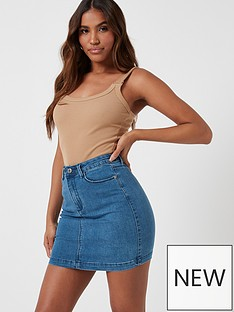 missguided-missguidednbspdenim-super-stretch-mini-skirt-stonewash