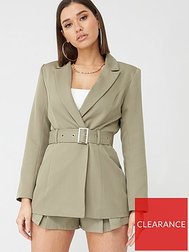 missguided-belted-tailored-jacket