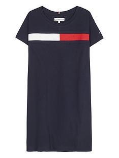 tommy-hilfiger-girls-flag-jersey-dress-navy