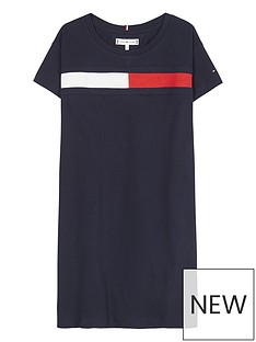 tommy-hilfiger-girls-flag-jersey-dress