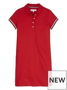 tommy-hilfiger-girls-essential-flag-polo-dress