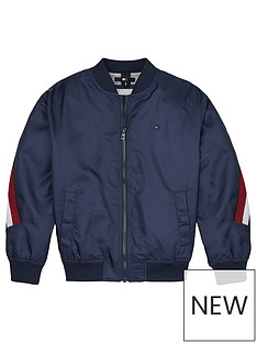 tommy-hilfiger-girls-global-stripe-taped-bomber-jacket