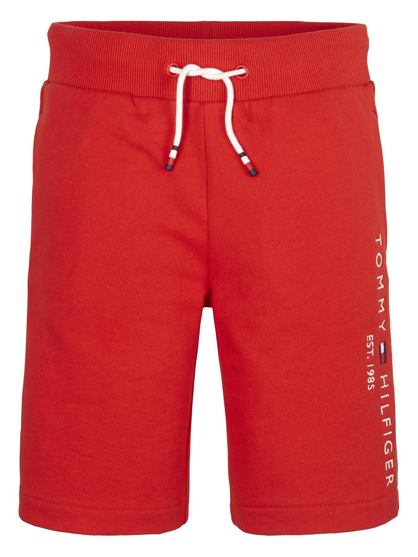 Tommy Hilfiger Shorts Boys Kids Children Size Medium 22 Inch Waist Grey Blue