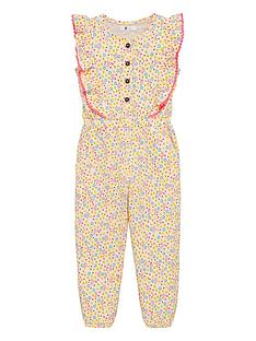 v-by-very-girls-floral-frill-detail-jersey-jumpsuit-pink