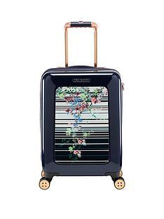 ted-baker-take-flight-small-4-wheel-suitcase-pergola-stripe