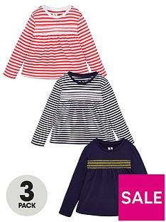 v-by-very-girls-3-pack-peplum-print-long-sleeve-t-shirts-multi