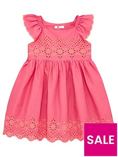 v-by-very-girls-woven-scalloped-edge-dress-pink