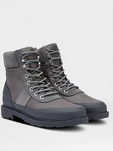 hunter-commando-vegan-ankle-boots