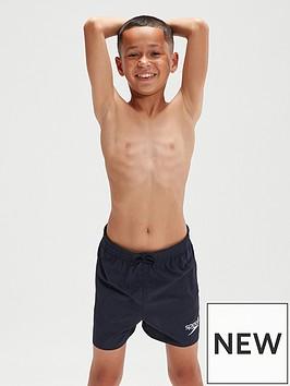 speedo-boys-essentials-13-inch-watershort-blue