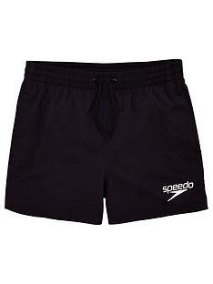 speedo-boys-essentials-13-inch-watershort-black
