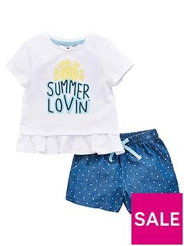 v-by-very-girls-summer-lovin-tee-and-shorts-set-multi