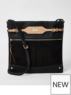 river-island-river-island-western-cross-body-bag-black