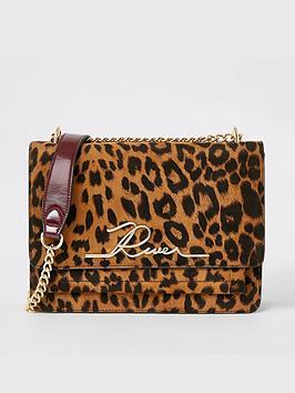 river-island-river-island-leopard-print-shoulder-bag-beige