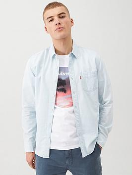 levis-sunset-one-pocket-slim-denim-shirt-light-wash