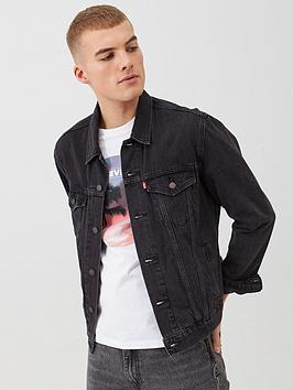 levis-the-denim-trucker-jacket-black
