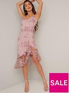 chi-chi-london-lilliana-dress-mink