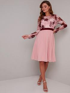 chi-chi-london-sutton-dress-pink
