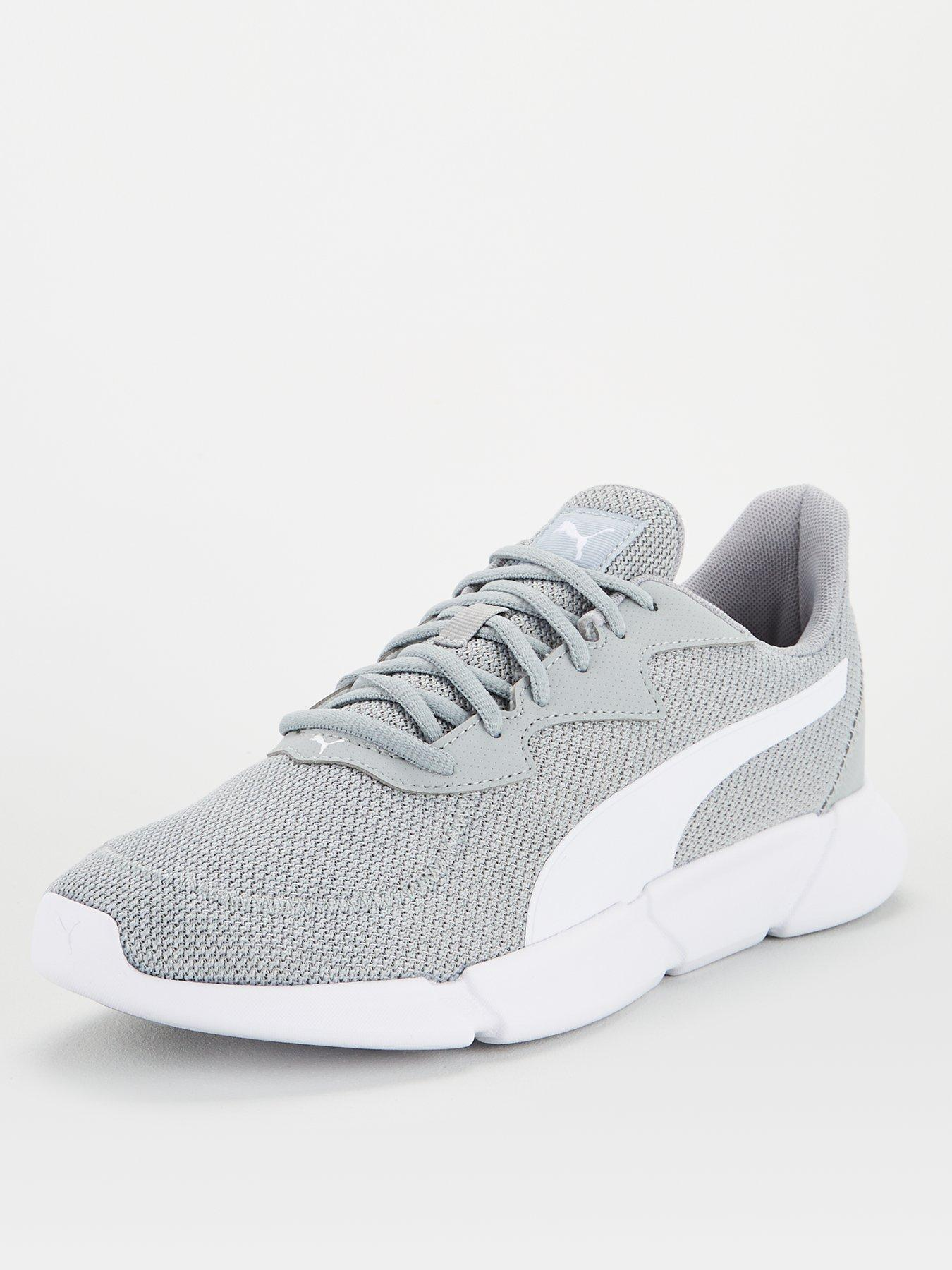 Grey | Puma | Mens trainers | Mens