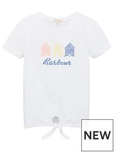 barbour-girls-short-sleeve-harbour-t-shirt-white