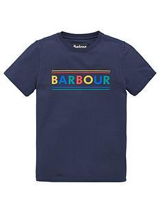 barbour-boys-short-sleeve-multi-logo-t-shirt-navy