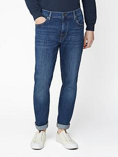 ben-sherman-straight-stonewash-jeans-mid-wash-blue