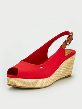 tommy-hilfiger-iconic-elba-sling-back-wedge-red
