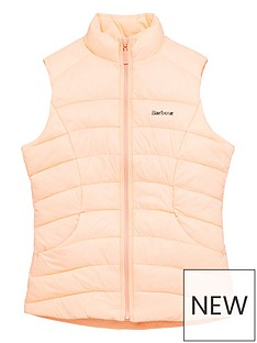 barbour-girls-shoreward-gilet-pink