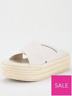 calvin-klein-jeans-crossover-espadrilles-white