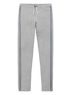barbour-international-girls-side-stripe-track-pants-grey