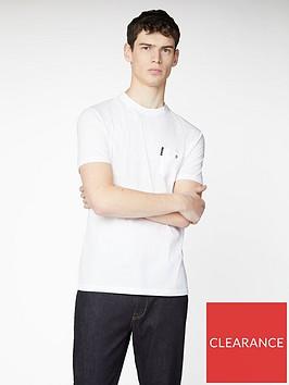 ben-sherman-signature-t-shirt-white