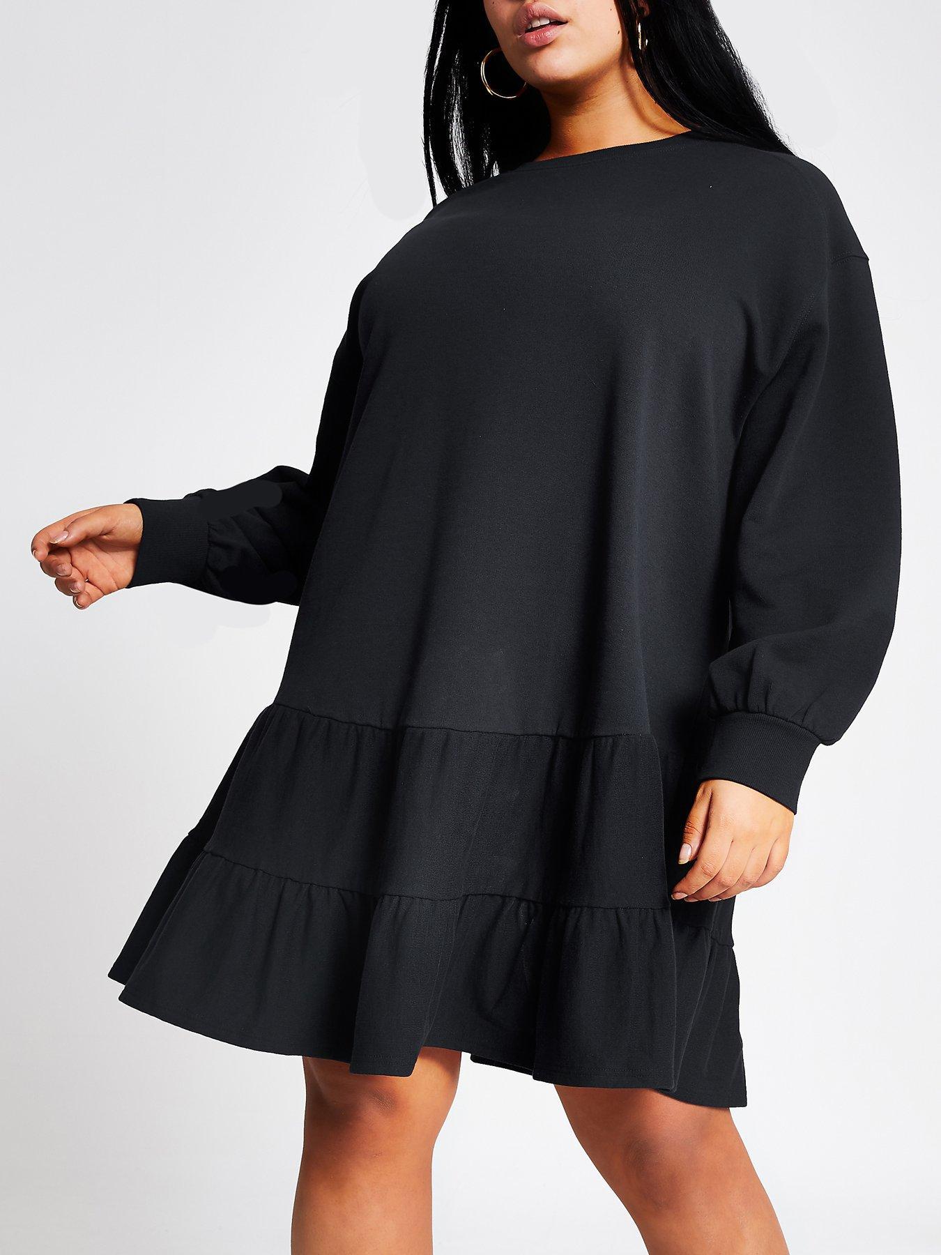 Little Black Dress WHITE COTTON CARDS 18th Birthday Large Keepsake Box