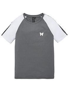 good-for-nothing-boys-raglan-short-sleeve-t-shirt-grey